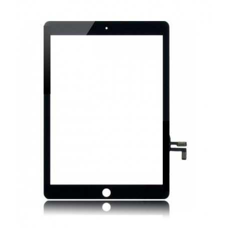 Ecran/Vitre tactile pour iPad Air Noir (WiFi & 3G)