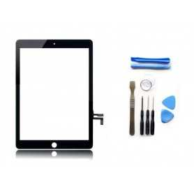 Kit Vitre/Ecran tactile iPad Air Noir (WiFi & 3G) + Outils iPad