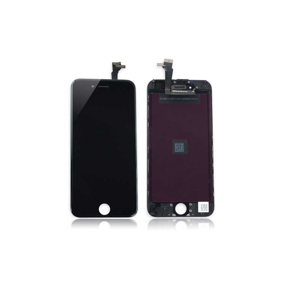 Ecran original pour iphone 6 noir vitre ecran lcd for Ecran photo iphone noir