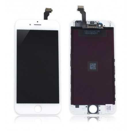 ecran original pour iphone 6 blanc vitre ecran lcd. Black Bedroom Furniture Sets. Home Design Ideas