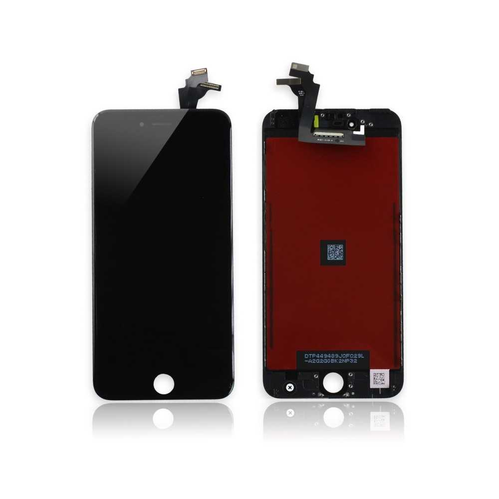 Ecran original pour iphone 6 plus noir vitre ecran lcd for Ecran photo iphone noir