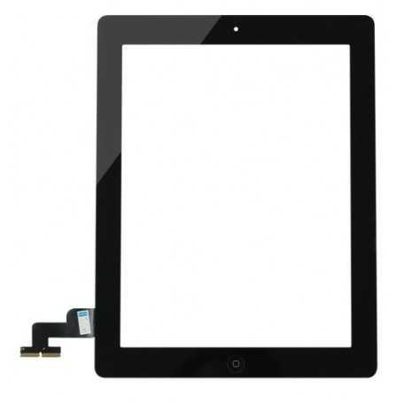 Ecran/Vitre tactile Complète pour iPad 2 (WiFi & 3G)