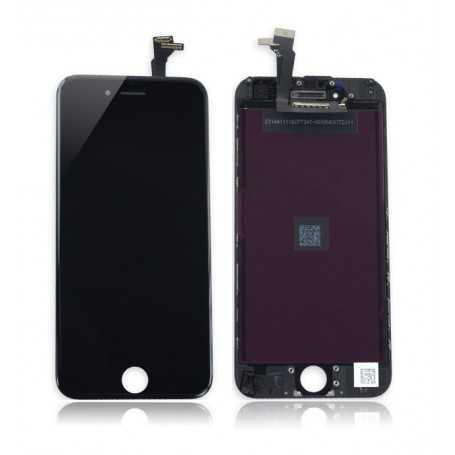 Ecran original pour iPhone 6S Noir : Vitre + Ecran LCD