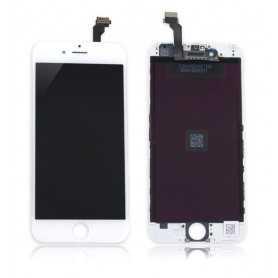 Ecran original pour iPhone 6 Blanc : Vitre + Ecran LCD