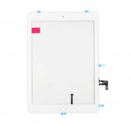 Ecran/Vitre tactile Complète pour iPad Air Blanc (WiFi & 3G)