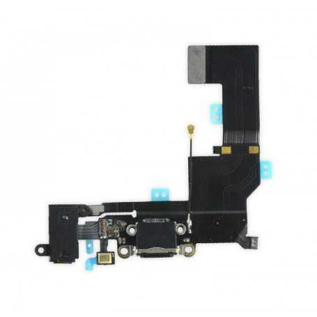 Connecteur de charge Lightning iPhone SE Noir