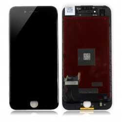 Ecran original pour iPhone 7 Noir : Vitre + Ecran LCD