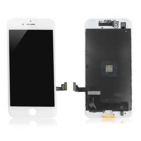 Ecran original pour iPhone 7 Blanc : Vitre + Ecran LCD