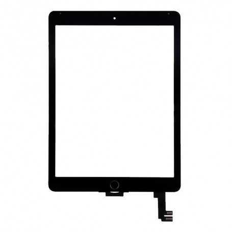 Ecran/Vitre tactile Complète pour iPad Air Noir (WiFi & 3G)