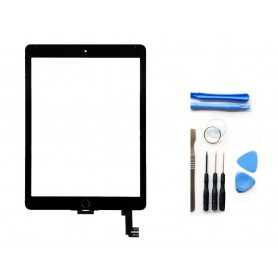 Kit Ecran/Vitre tactile Complète pour iPad Air 2 Noir + Outils iPad