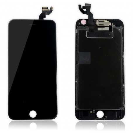 Ecran original complet pour iPhone 6S Plus Noir : Vitre + Ecran LCD + Elements