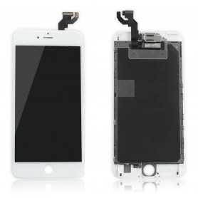 Ecran original complet pour iPhone 6S Plus Blanc : Vitre + Ecran LCD + Elements