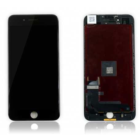 Ecran original pour iPhone 7 Plus Noir : Vitre + Ecran LCD