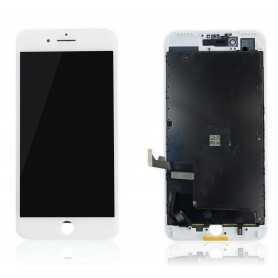 Ecran original pour iPhone 7 Plus Blanc : Vitre + Ecran LCD