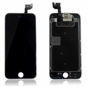 Ecran original complet pour iPhone 6S Noir : Vitre + Ecran LCD + Elements