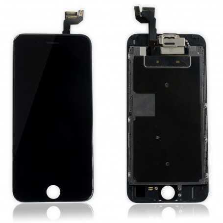 Ecran complet pour iPhone 6S Noir : Vitre + Ecran LCD