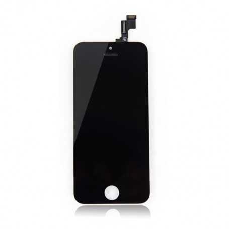 Ecran original pour iPhone 5S et SE Noir : Vitre Tactile + Ecran LCD