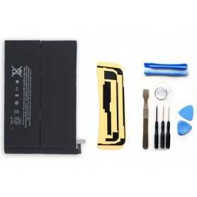Kit Batterie iPad Mini 3 (WiFi & 3G) + Outils iPad + Autocollant 3M
