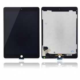 Vitre tactile + Ecran LCD assemblés pour iPad Air 2 Noir (WiFi & 3G)
