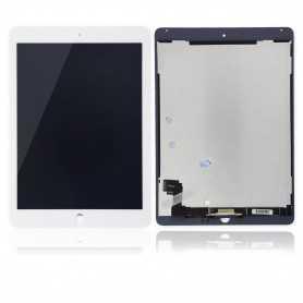 Vitre tactile + Ecran LCD assemblés pour iPad Air 2 Blanc (WiFi & 3G)