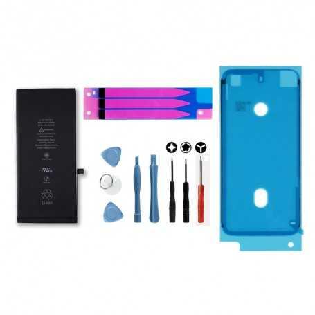 Kit Batterie iPhone 7 Plus avec sticker adhésif, joint d'étanchéité, et outils