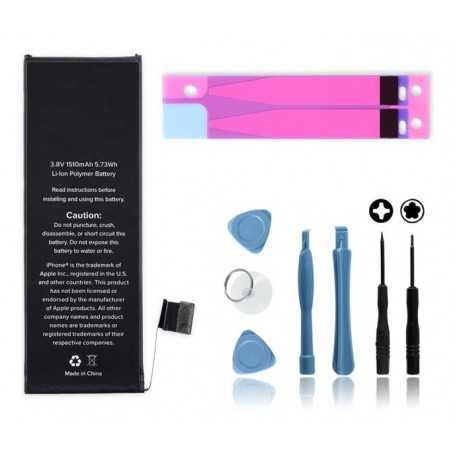 Kit Batterie iPhone 5C avec sticker adhésif et outils
