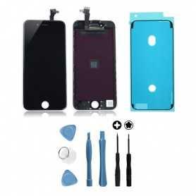 Kit Ecran original pour iPhone 6S Noir : Vitre + Ecran LCD + Outils