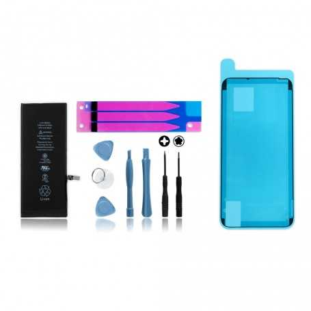 Kit Batterie iPhone 6S Plus avec sticker adhésif, joint d'étanchéité, et outils