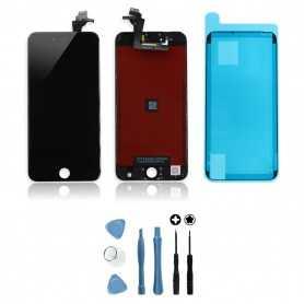 Kit Ecran original pour iPhone 6S Plus Noir : Vitre + Ecran LCD + Outils
