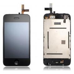 Ecran original pour iPhone 3GS Noir : Vitre Tactile + Ecran LCD