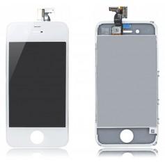 Ecran original pour iPhone 4 Blanc : Vitre Tactile + Ecran LCD