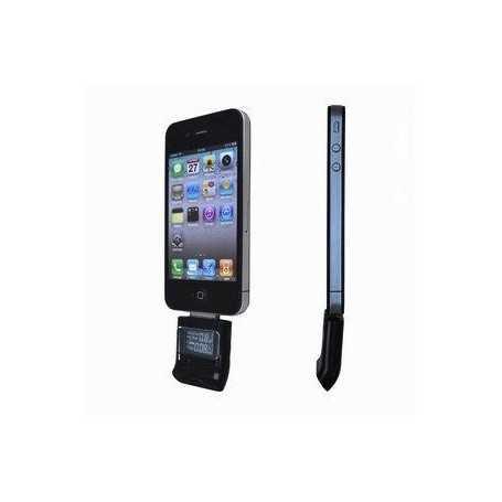 Ethylotest électronique pour iPhone 3G/S & 4/S