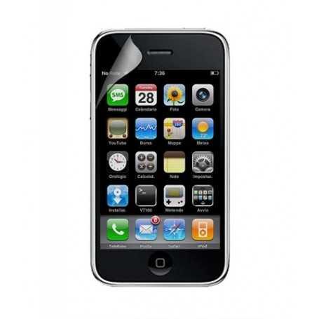 Lot de 3 films de protection pour iPhone 3G/3GS