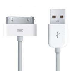 Câble USB-Dock chargeur pour iPhone, iPad, et iPod - 1 Mètre