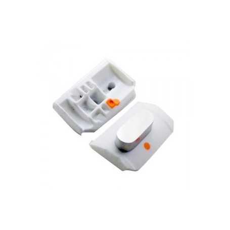 Bouton Vibreur/Silence pour iPhone 3G/S Blanc