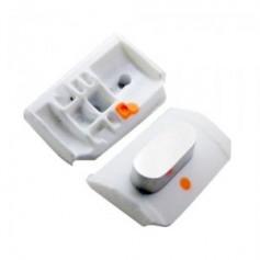 Bouton Vibreur/Silence pour iPhone 3G et 3GS Blanc