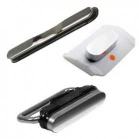 Lot de 3 Boutons pour iPhone 3G/S Blanc : Volume, Vibreur, Power