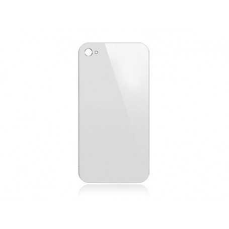 Vitre arrière pour iPhone 4S Blanc