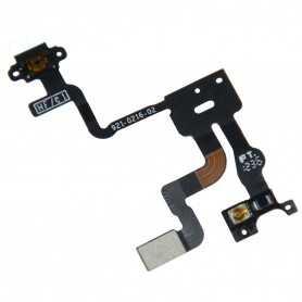 Nappe Proximité, Power, Luminosité, Microphone pour iPhone 4S