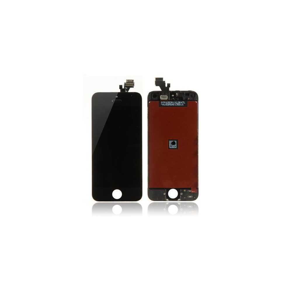 ecran original iphone 5 noir vitre tactile ecran lcd pour iphone 5. Black Bedroom Furniture Sets. Home Design Ideas