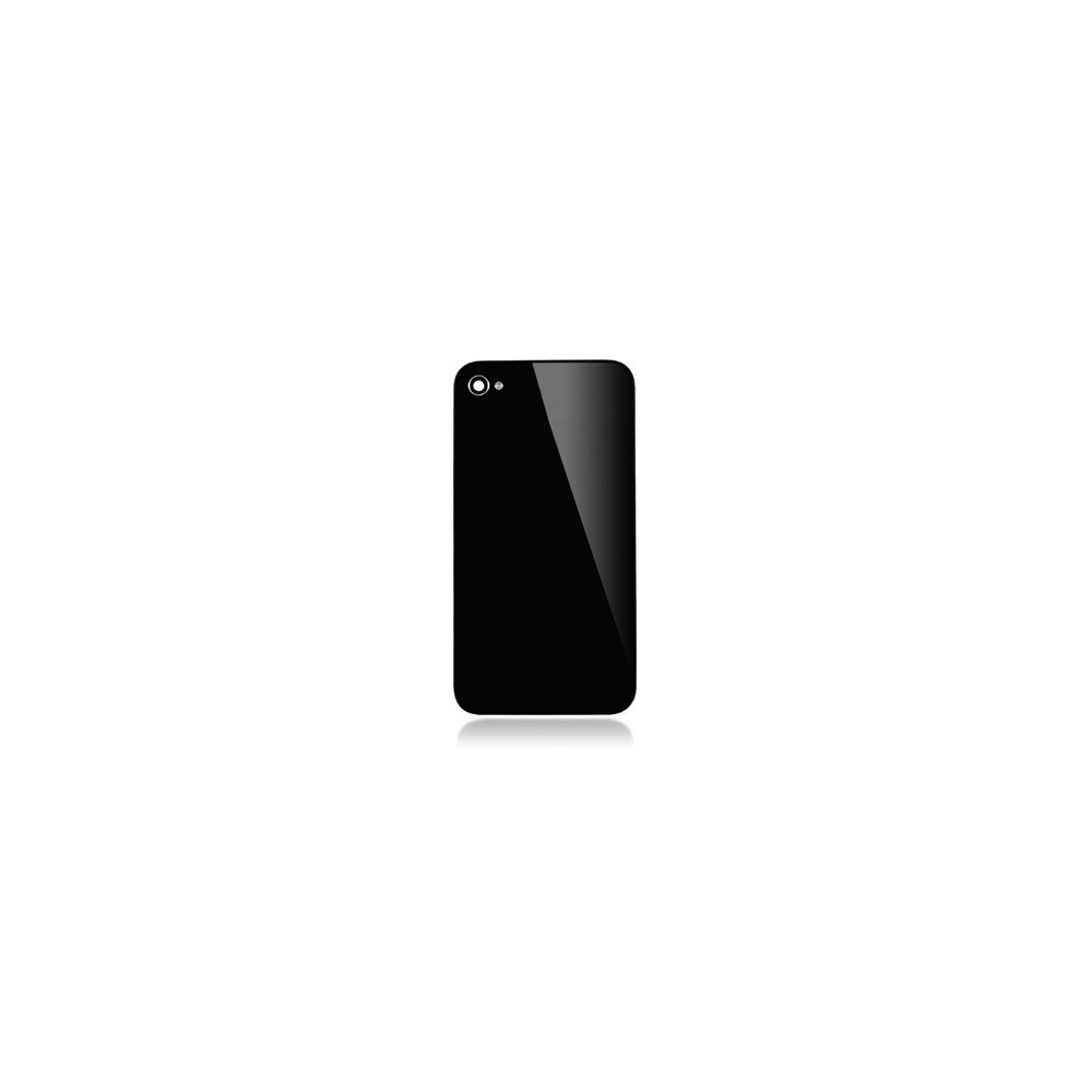 vitre arri re iphone 4s noir en verre. Black Bedroom Furniture Sets. Home Design Ideas