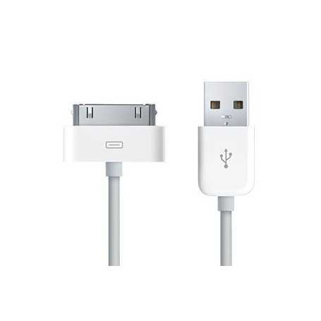 Cable USB chargeur pour iPhone 3G/S et 4/S