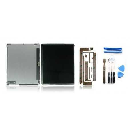 Kit Ecran/Dalle LCD pour iPad 2 (WiFi & 3G) + Outils iPad + Autocollant 3M