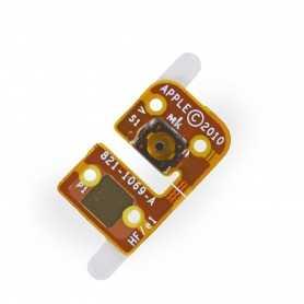 Nappe bouton Home pour iPod Touch 4 + Autocollant 3M