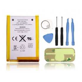 Kit Batterie iPod Touch 4 + Outils iPod Touch + Autocollant 3M
