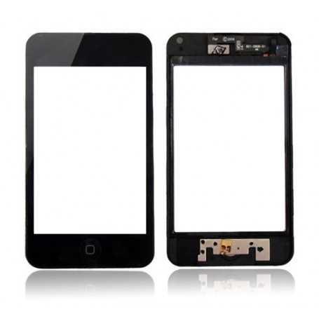 Ecran/Vitre tactile pour iPod Touch 3 Monté sur Chassis