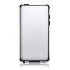Coque arrière pour iPod Touch 4 + Autocollant 3M