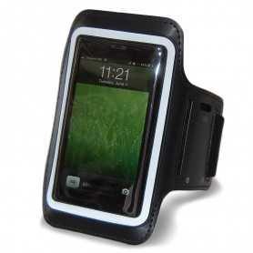 Brassard simili cuir pour iPhone et iPod Touch