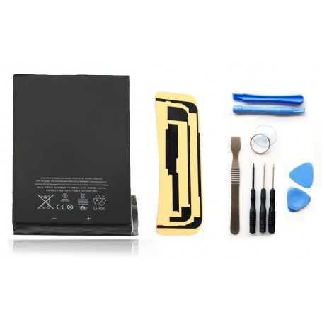 Kit Batterie iPad Mini (WiFi & 3G) + Outils iPad + Autocollant 3M