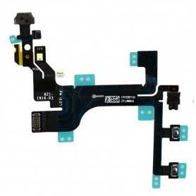 Nappe Volume/Vibreur/Power pour iPhone 5C